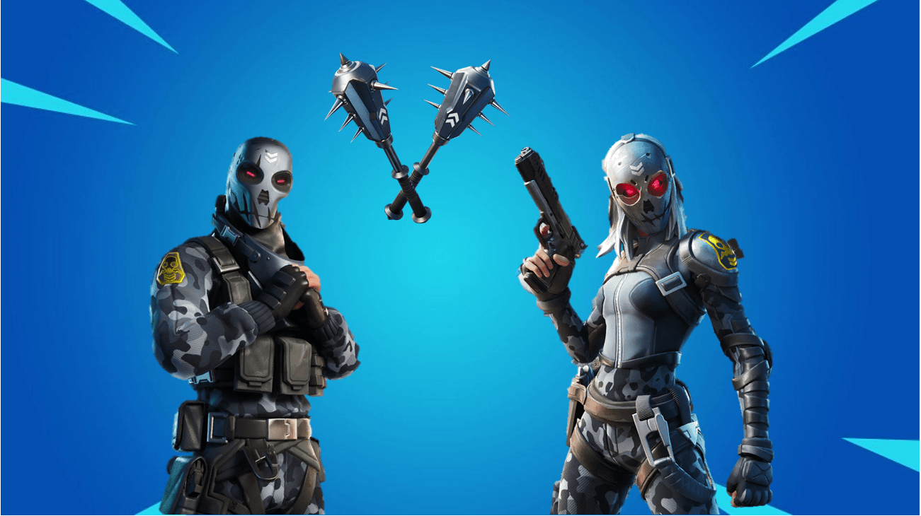 Fortnite Zadie & Metal Mouth Skin Challenges
