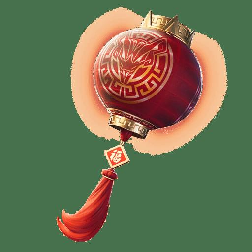 Fortnite v11.40 Leaked Back Bling - Rat Lantern
