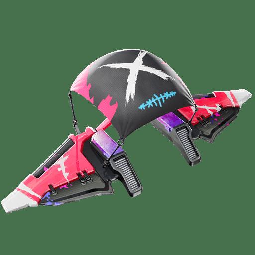 Fortnite v11.40 Leaked Glider - Xile
