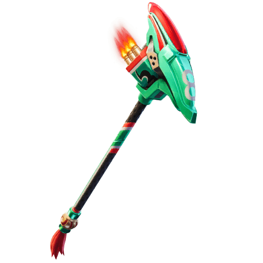 Fortnite v11.40 Leaked Pickaxe - Dragon's Breath