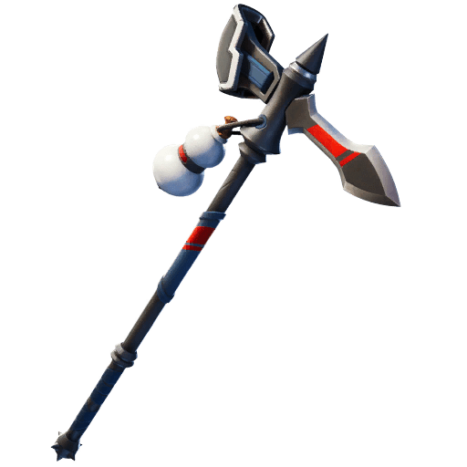 Fortnite v11.40 Leaked Pickaxe - Rogue Wave