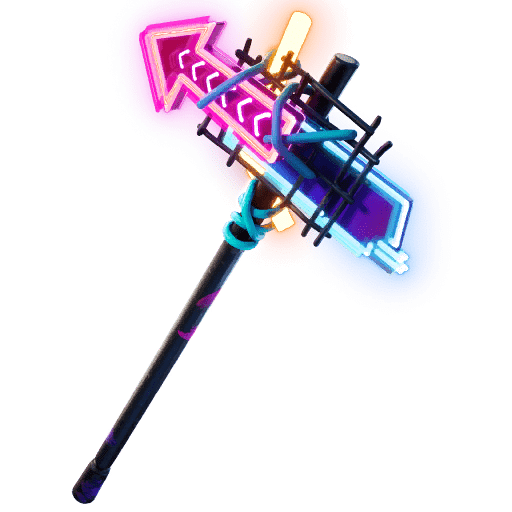 Fortnite v11.40 Leaked Pickaxe - Street Shine