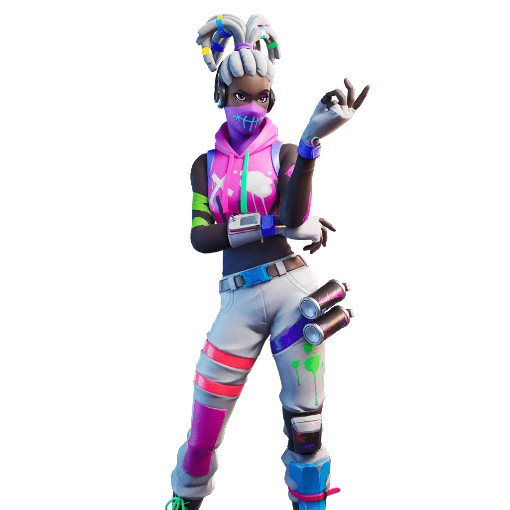 Fortnite v11.40 Leaked Skin - Komplex