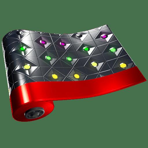 Fortnite v11.40 Leaked Wrap - Mecha-Jolly