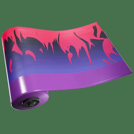 Fortnite v11.40 Leaked Wrap - Phantom Flame