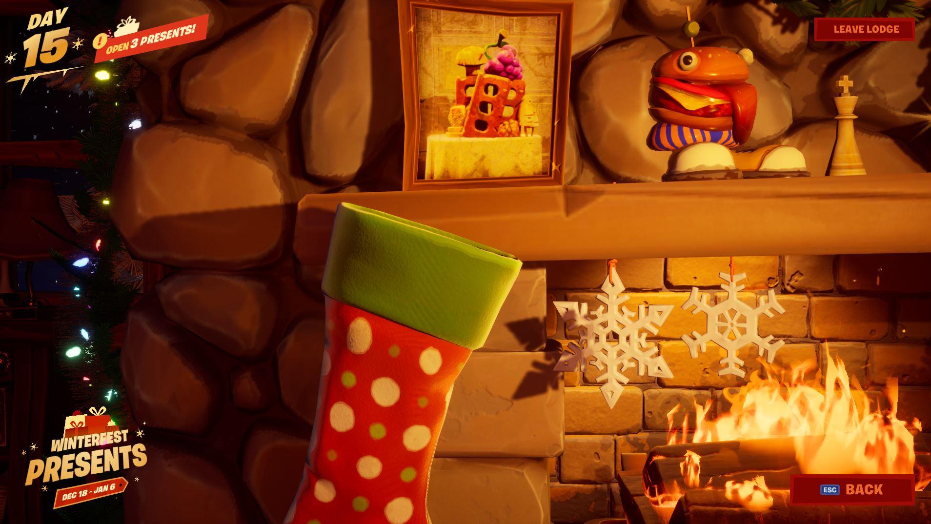 Holiday Stockings Bug
