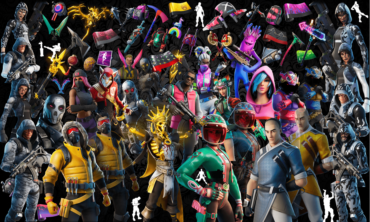Names and Rarities of All Leaked Fortnite Cosmetics Found in v11.40 Files – Skins, Back Blings, Pickaxes, Glider, Emotes/Dances & Wraps