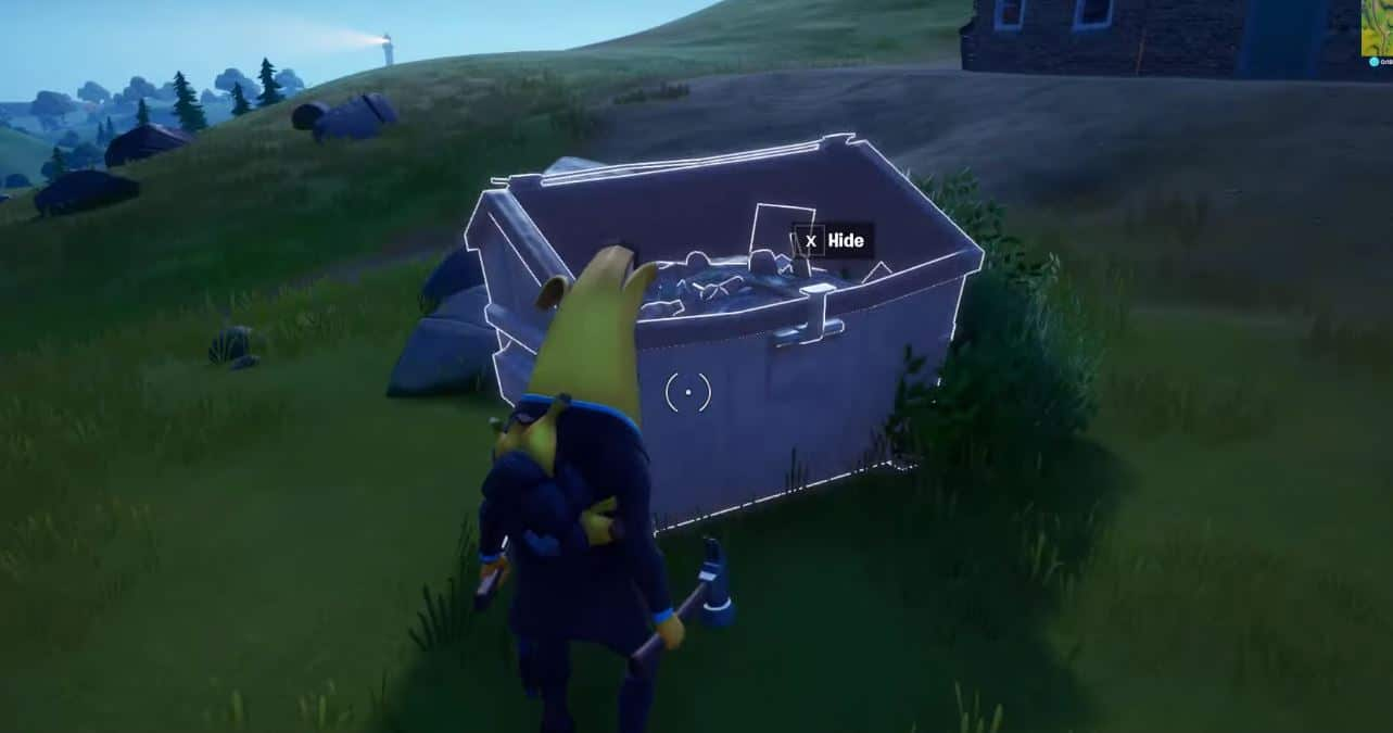 Fortnite Shadow Safe House Location How And Where To Find Shadow Safe Houses