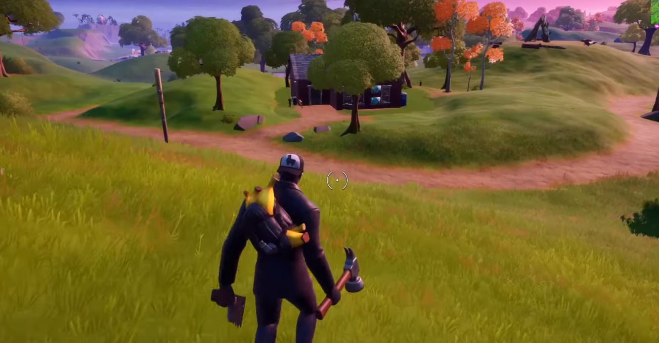 Fortnite Shadow Safe House Location How And Where To Find Shadow Safe Houses Fortnite Insider