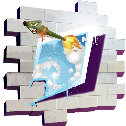 Fortnite PlayStation Celebration Cup Free Take Cover Spray