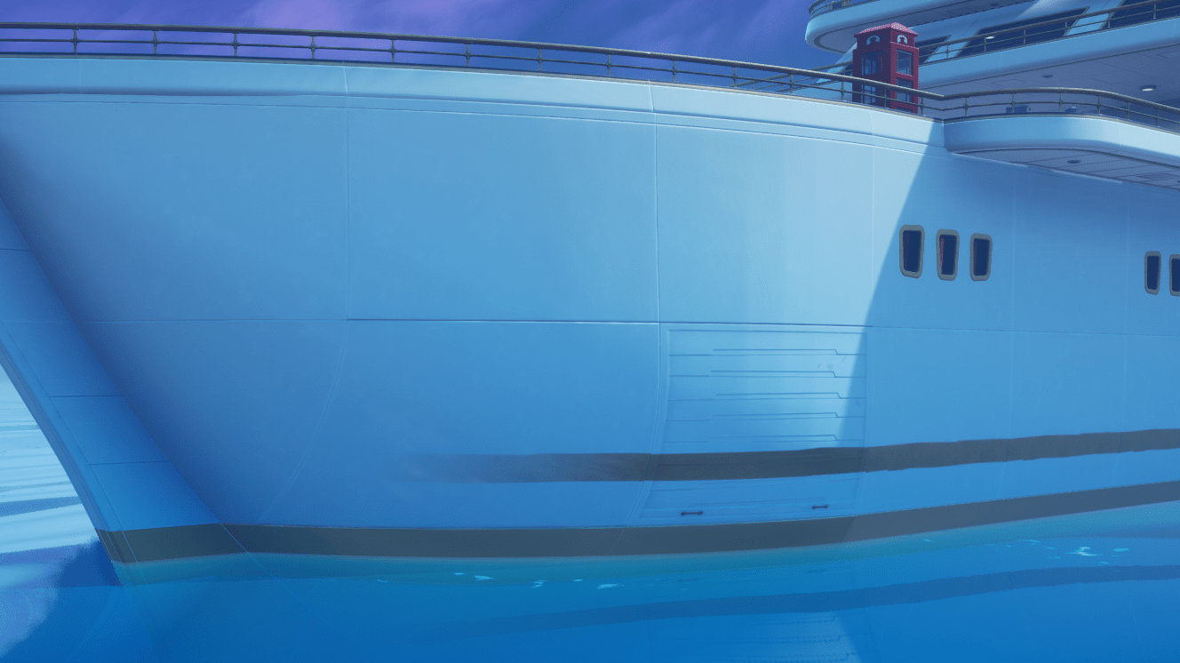 Fortnite Steal the Yacht Location