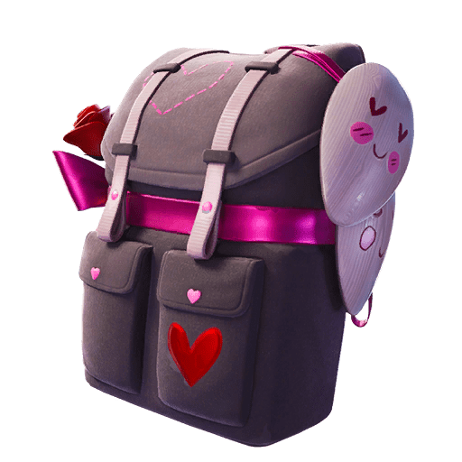 Fortnite v11.50 Leaked Back Bling - Pinkie's Pink Pack