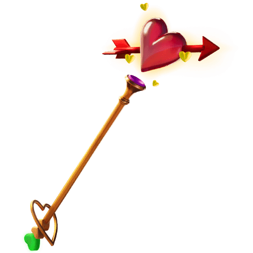Fortnite v11.50 Leaked Pickaxe - Heart Beater