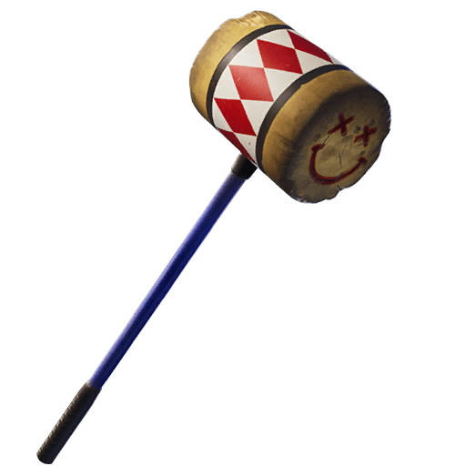 Fortnite v11.50 Leaked Pickaxe - Punchline