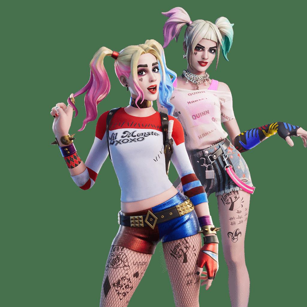 Fortnite v11.50 Leaked Skin- Harley Quinn