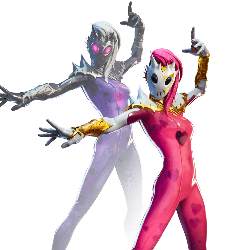 Fortnite v11.50 Leaked Skin- Lovethorn