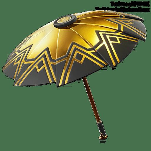Fortnite v12.00 Leaked Winning Umbrella