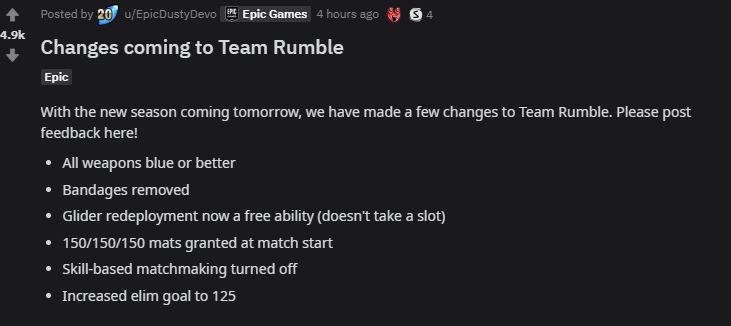 New Fortnite Update v12.00 Chapter 2 Season 2 – Server ...