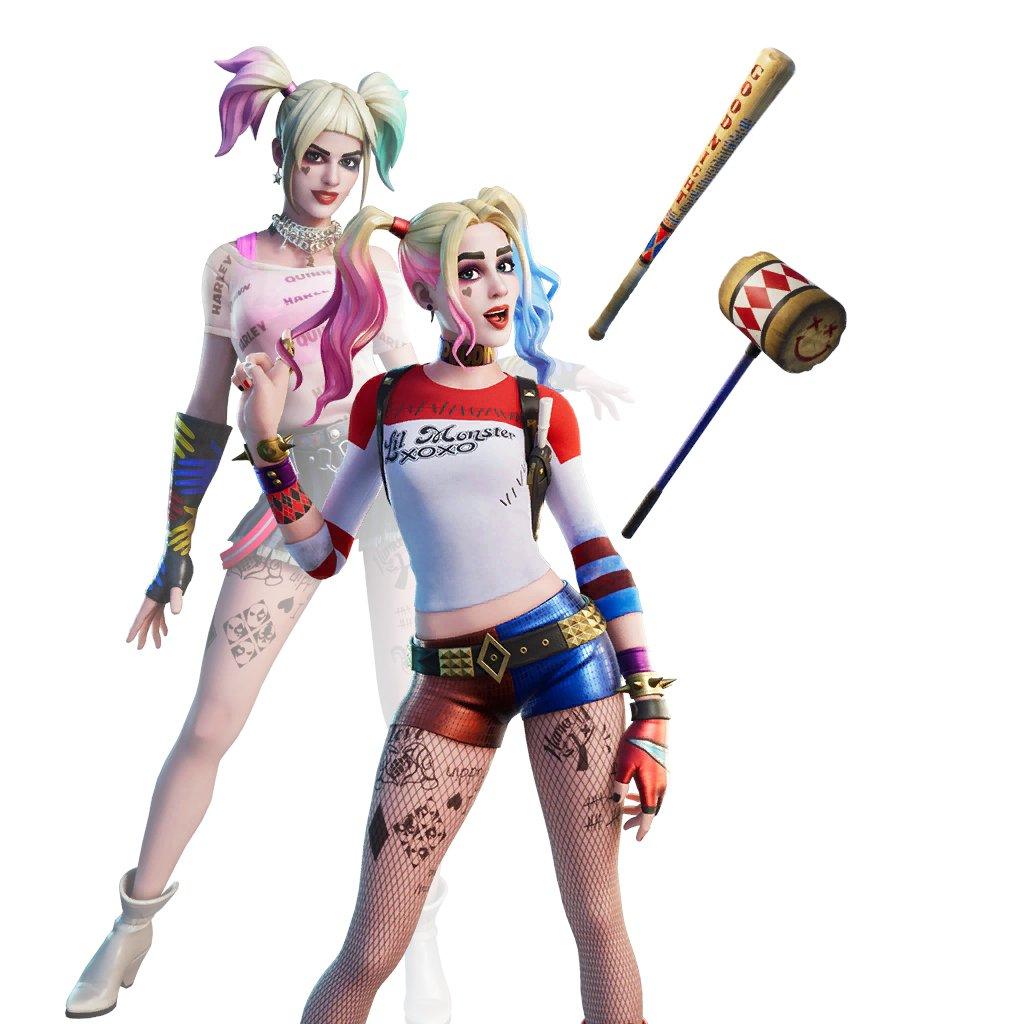 Harley Quinn Fortnite Skin
