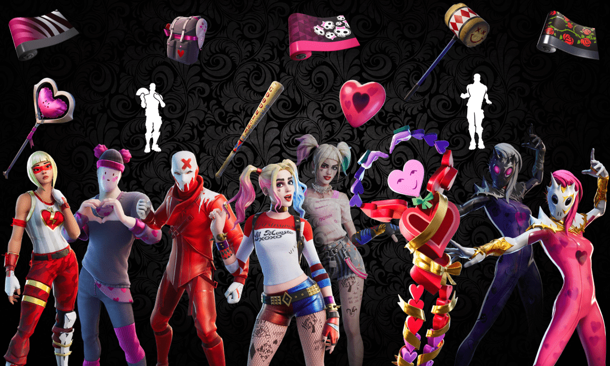 Names and Rarities of All Leaked Fortnite Cosmetics Found in v11.50 Files – Skins, Back Blings, Pickaxes, Emotes/Dances & Wraps