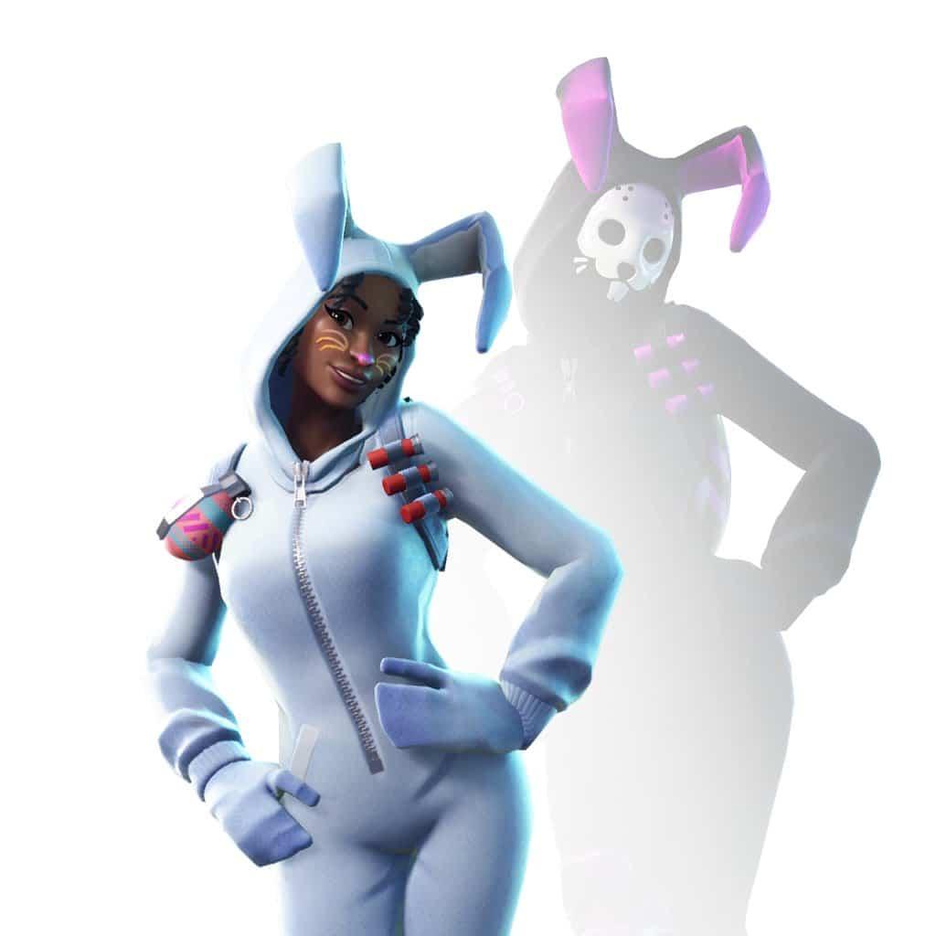 Fortnite Bunny Brawler Leaked Style Found in v12.30