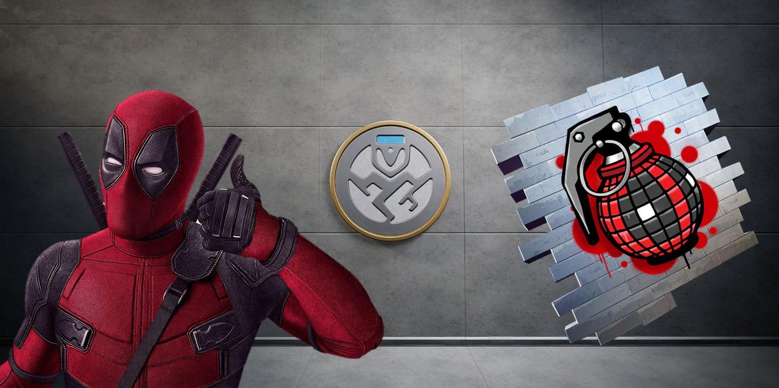 Fortnite Deadpool Week 3 Challenges
