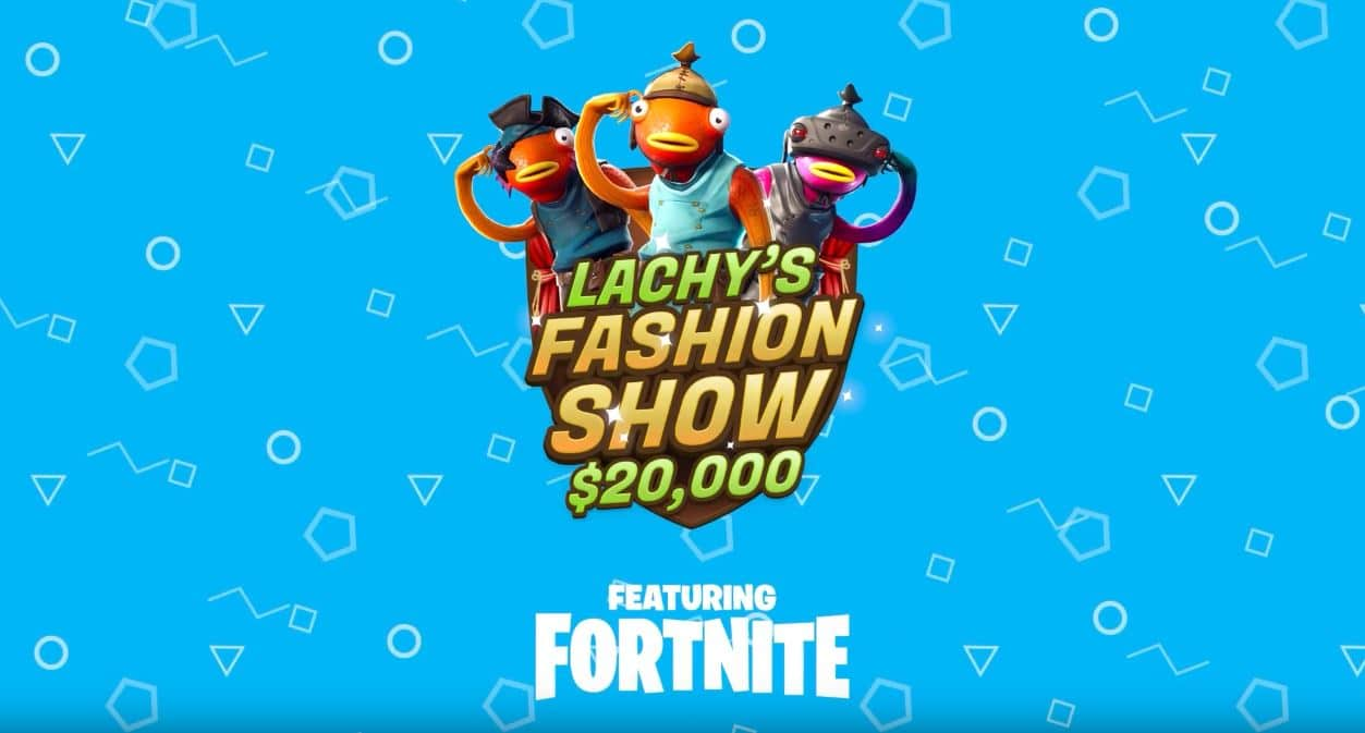 Fortnite Fashion Show Event