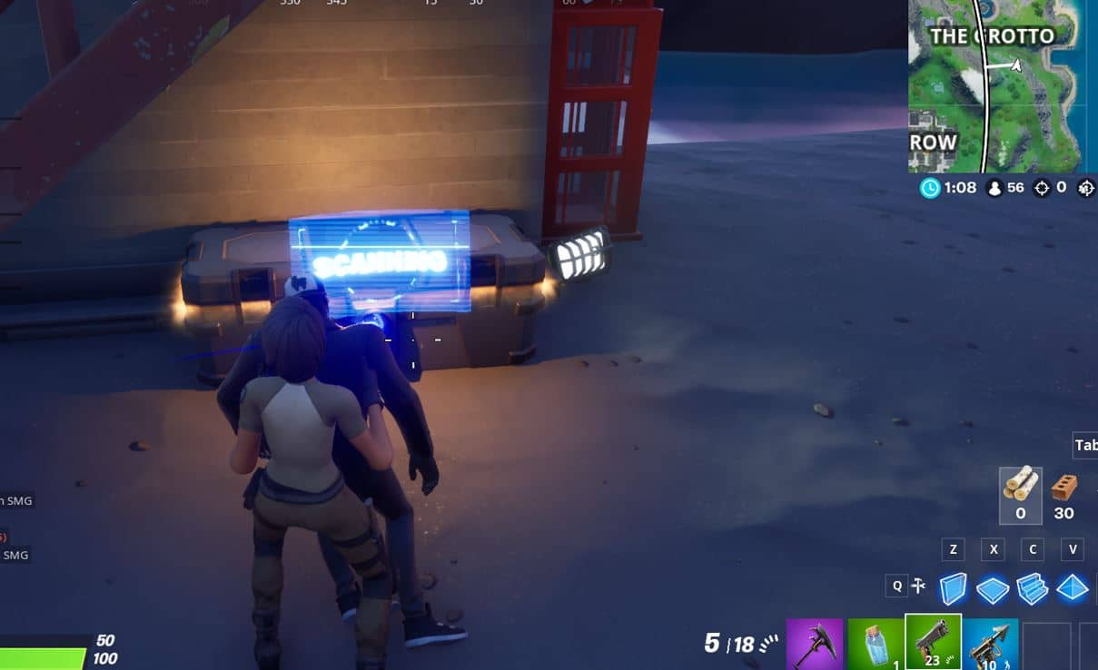 Fortnite: How to Scan a Henchman Challenge