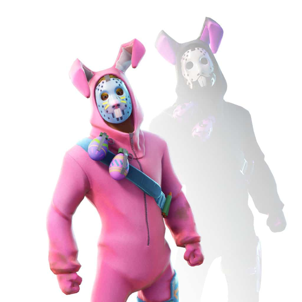 Fortnite Rabbit Raider Leaked Style Found in v12.30