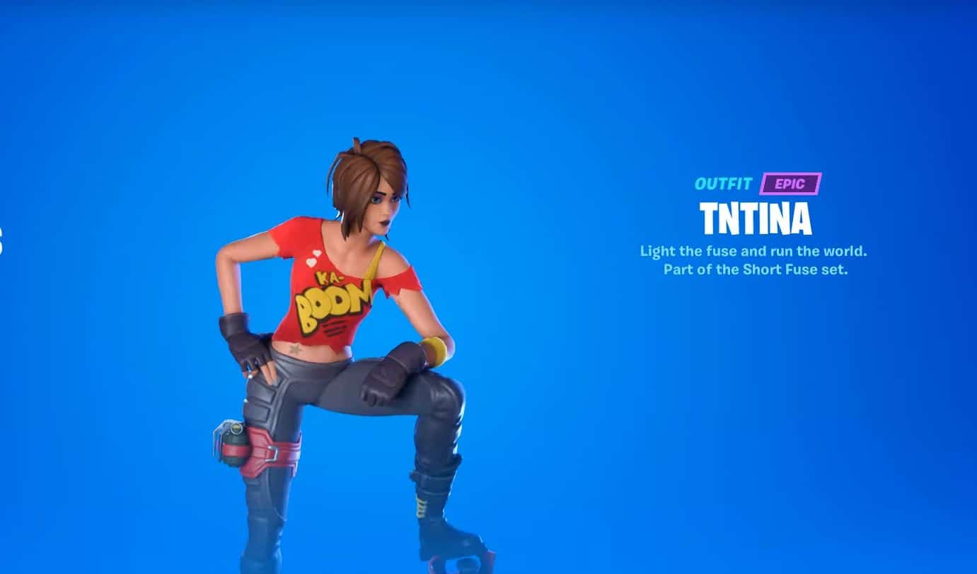 Fortnite TNTina's Trial Challenges Part 2