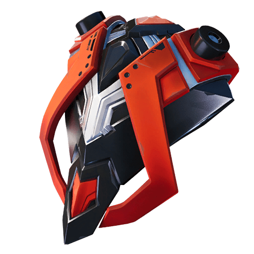 Fortnite v12.20 Leaked Back Bling - Angled Intercept