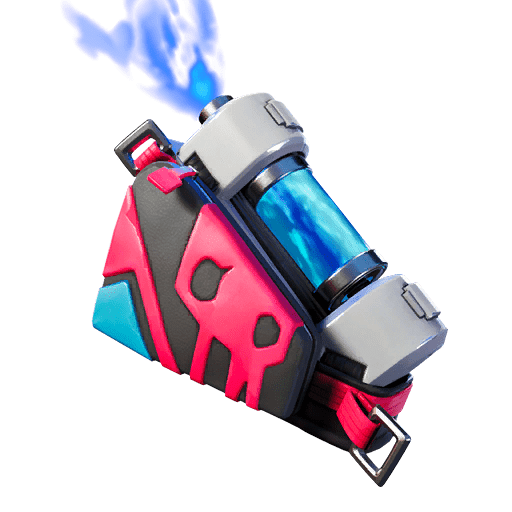 Fortnite v12.20 Leaked Back Bling - Back Burner
