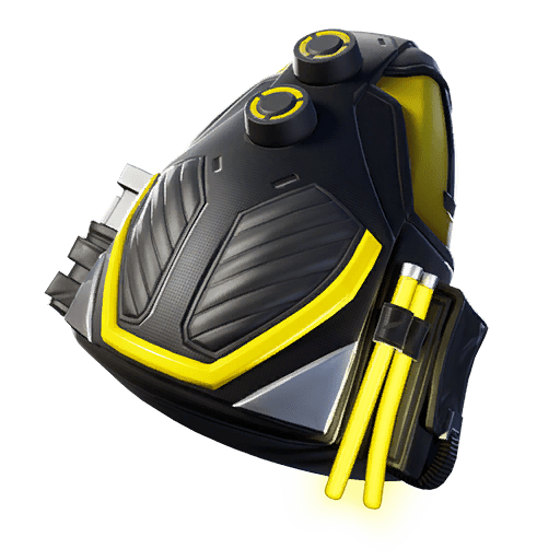 Fortnite v12.20 Leaked Back Bling - Light Intel