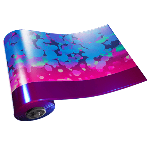 Fortnite v12.20 Leaked Back Bling - Splatter Spectrum