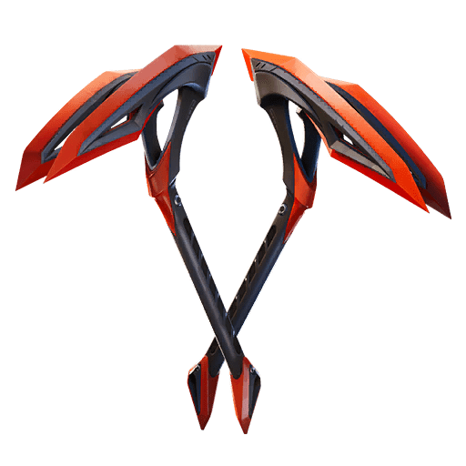 Fortnite v12.20 Leaked Pickaxe - Double Dagger