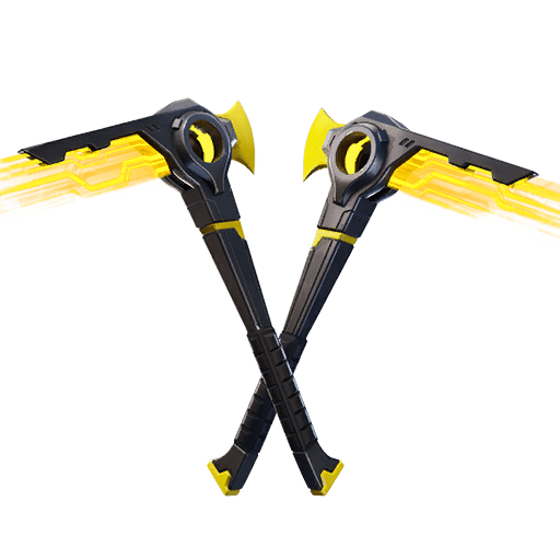 Fortnite v12.20 Leaked Pickaxe - Plasma Circuit