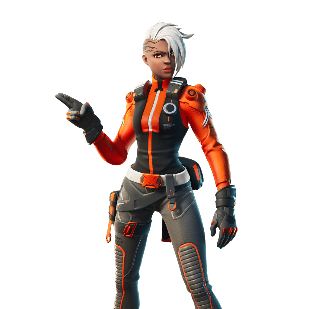 Fortnite v12.20 Leaked Skin - Blockade Runner