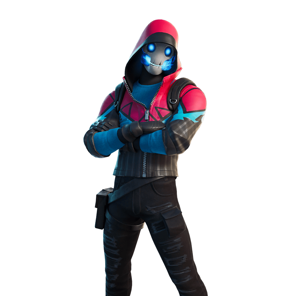 Fortnite v12.20 Leaked Skin - Bonehead