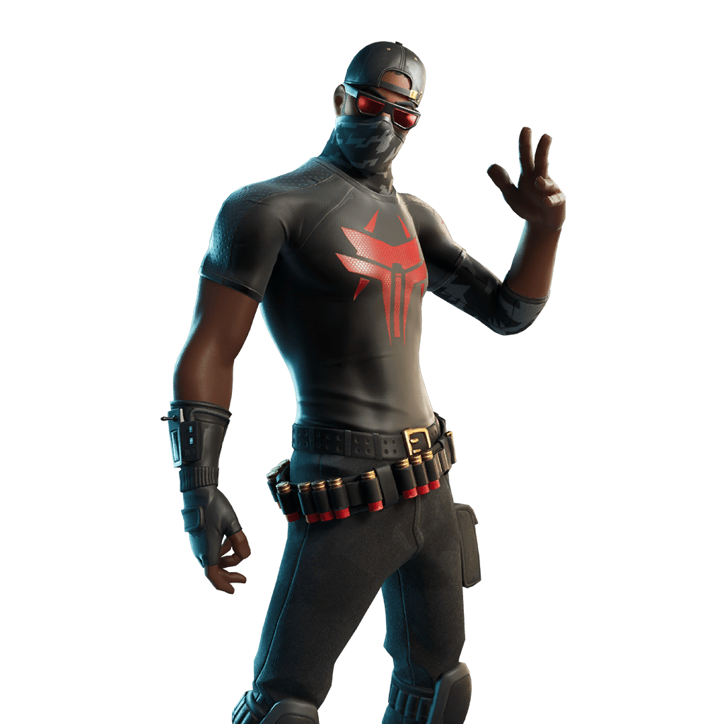 Fortnite v12.20 Leaked Skin - Crimson Elite