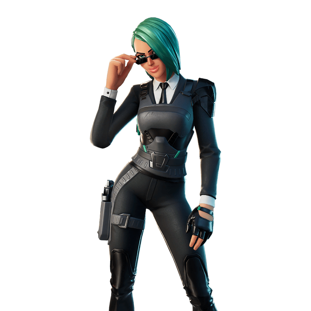 Fortnite v12.20 Leaked Skin - Envoy