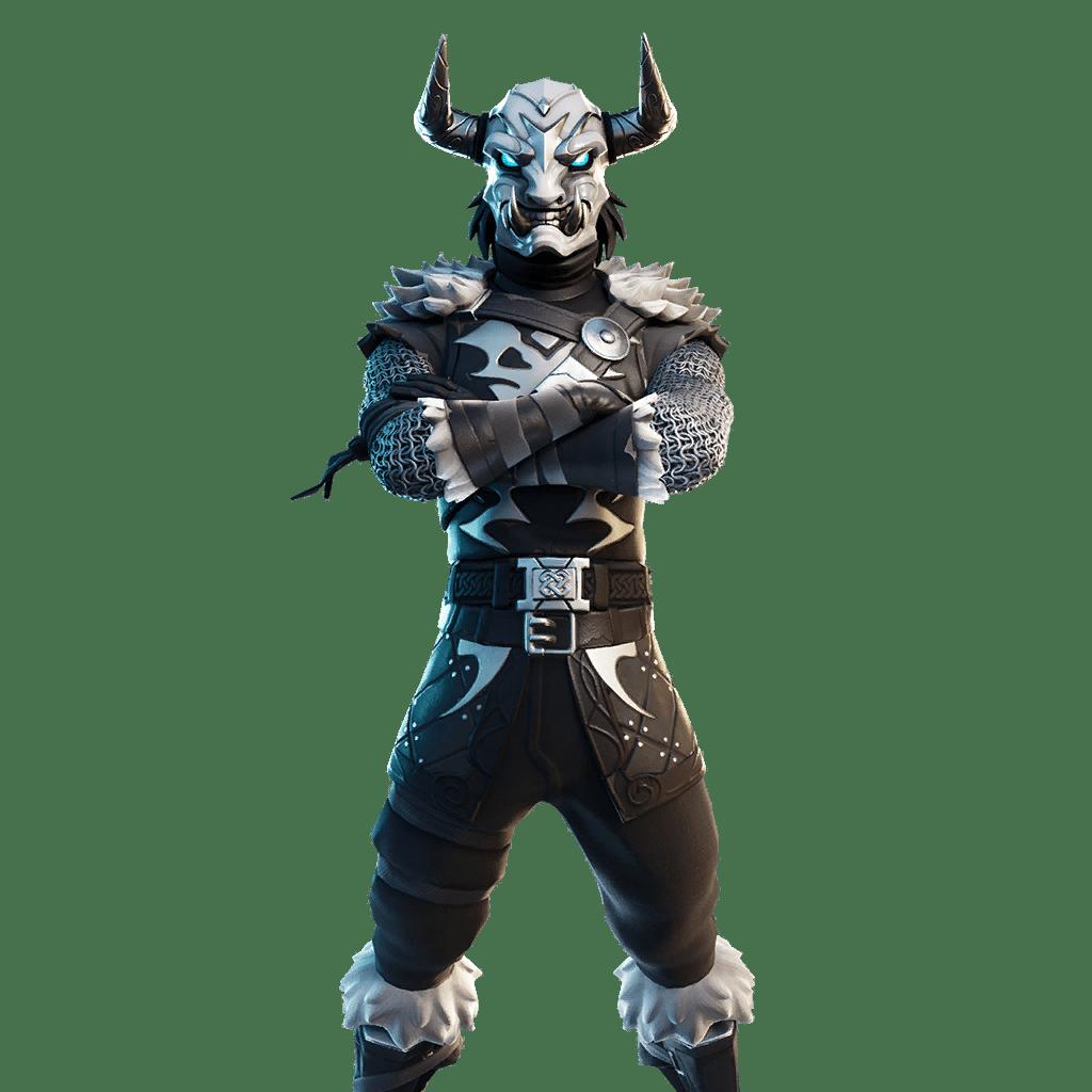 Fortnite v12.20 Leaked Skin - Master Minotaur