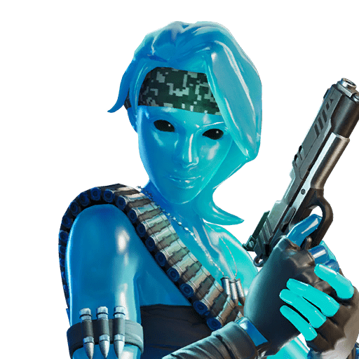 Fortnite v12.20 Leaked Skin - Slurp Bandolette