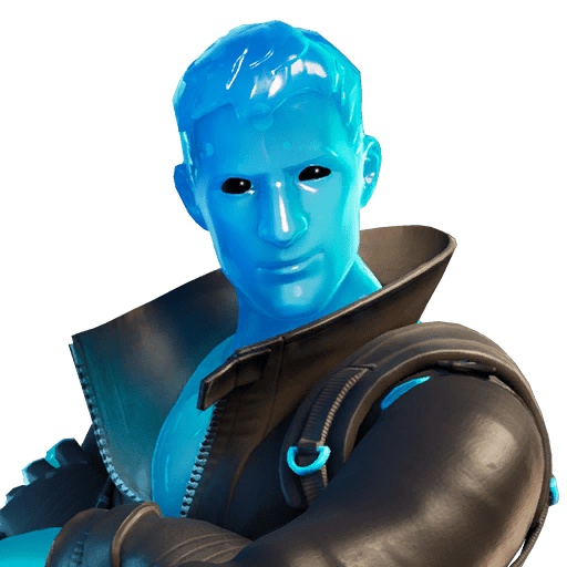 Fortnite v12.20 Leaked Skin - Slurp Jonesy