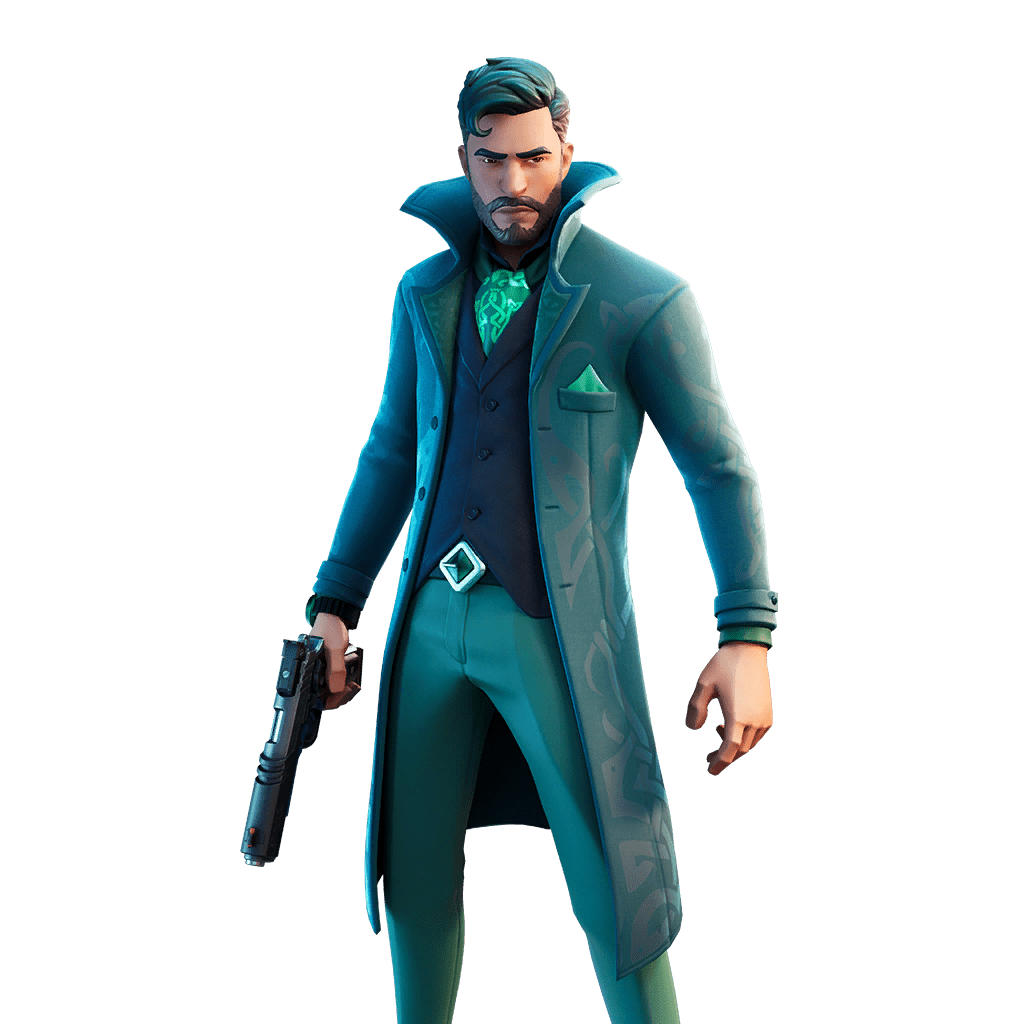 Fortnite v12.20 Leaked Skin - Tailor