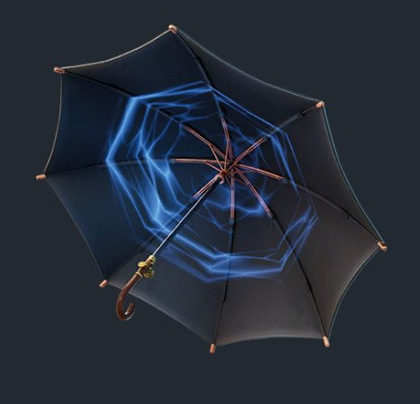 New Fortnite Umbrella Kingsman