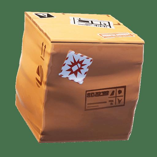 Creepin Cardboard Fortnite
