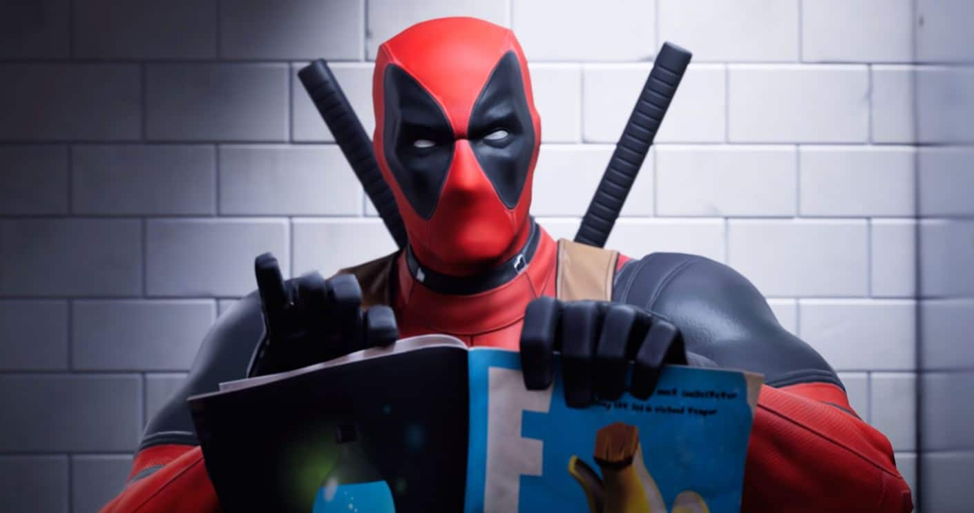 Fortnite Deadpool's Shorts Location: Where to Find ...