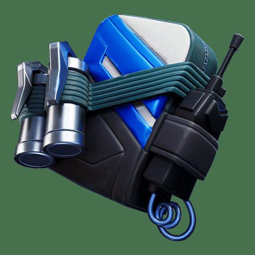 Fortnite Leaked Back Bling - Recon Strike
