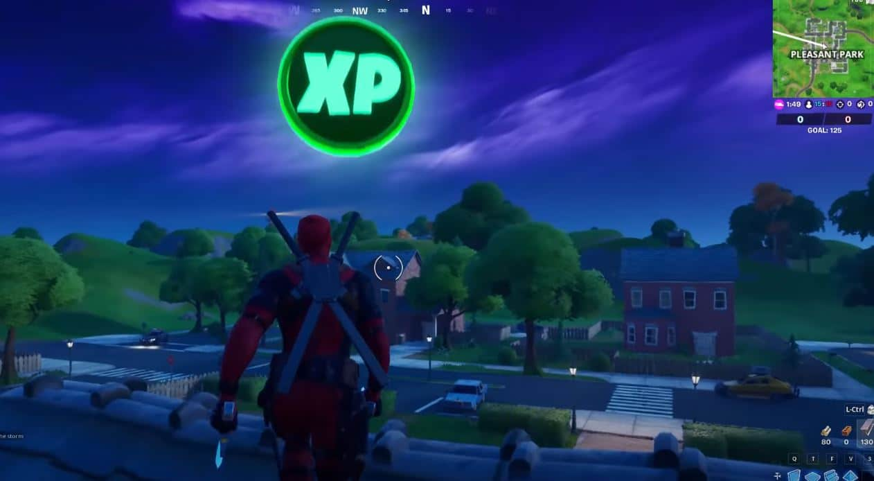 Fortnite XP coins