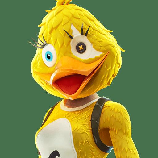 Fortnite v12.30 Leaked Skin - Quackling